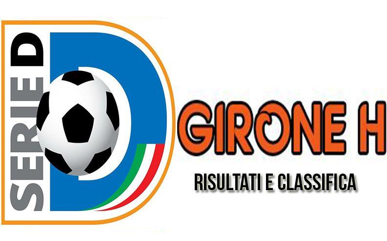 Serie D Girone H Risultati E Classifica
